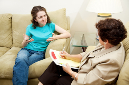 Why talking to friends/family is different from talking to a therapist