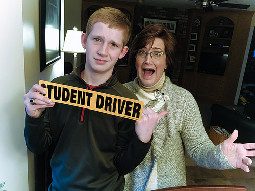 Teen Driving Agreements: Easier said than done