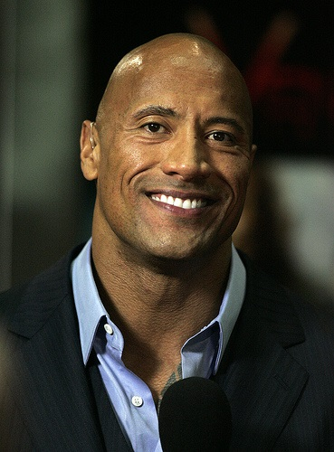 "Dwayne ""The Rock"" Johnson and Depression"
