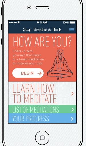 Stop, Breathe & Think App Review