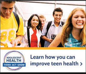 The Office of Adolescent Health; HHS.gov
